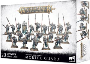 Warhammer Age of Sigmar – Ossiarch Bonereapers – Mortek Guard