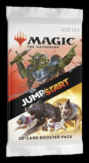 MTG – Booster – Jump Start (Ang.)