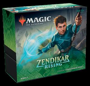MTG : Zendikar Rising – bundle