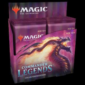 MTG – Display – Commander Légendes Collector Booster