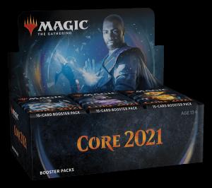 MTG : Core Set 21 – Display