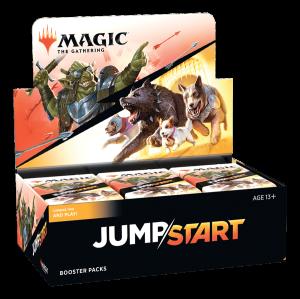 MTG – Display – Jump Start (Ang.)