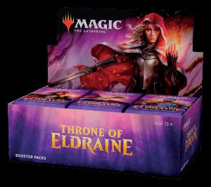 MTG : Thrône d'Eldraine – Display