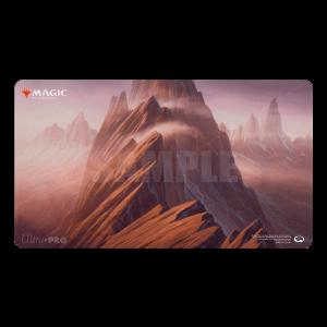 MtG : Playmat Unstable Montagne