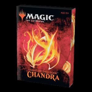 MtG – Signature Spellbook Chandra (EN)