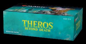 MTG : Theros par-delà la mort – Display