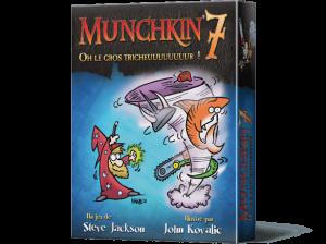 Munchkin 7 : Oh le Gros Tricheuuuuuuuur !