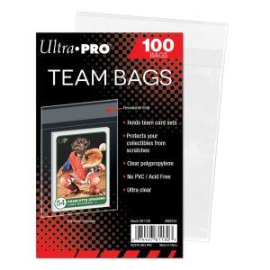Ultra PRO : Paquet de 100 Team Bags