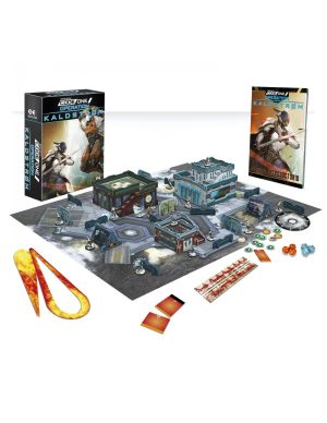 Infinity Code One – Opération Kaldstrøm (Battlepack 2 joueurs)