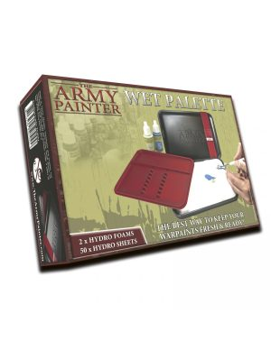 Army Painter – Outils – Palette Humide