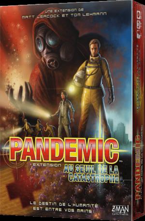 Pandemic – Ext. Au Seuil de la Catastrophe
