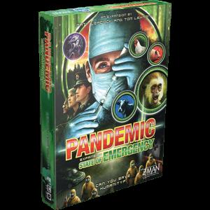 Pandemic : État d'Urgence