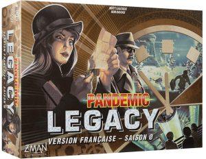 Pandemic – Legacy Saison 0