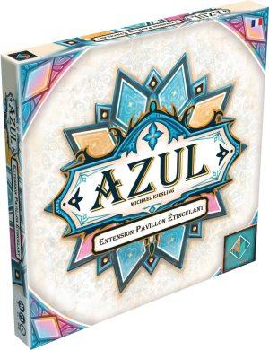 Azul Pavillon d'été – Extension – Pavillon Étincelant
