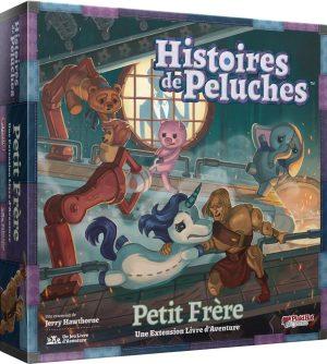Histoire de Peluches – Extension – Petit Frère
