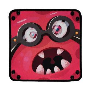 Piste de dés – Cool Monster Pink