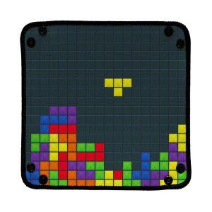 Piste de dés – Retro Tetris