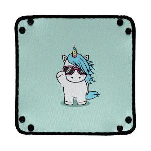 Piste de dés – Small Hello Unicorn