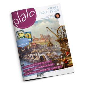 Plato N°134 (Avril 2021)