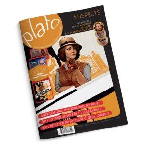 Plato N°132 (Janvier/février 2021)