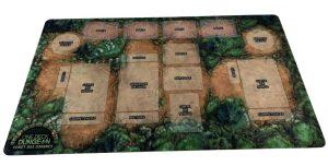 Playmat – One Deck Dungeon
