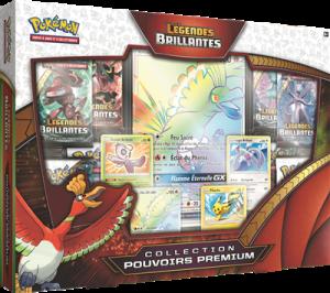 Pokémon – Coffret – SL03.5 Légendes Brillantes – Ho-Oh GX