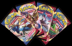 Pokémon – booster – EB01 Épée et Bouclier