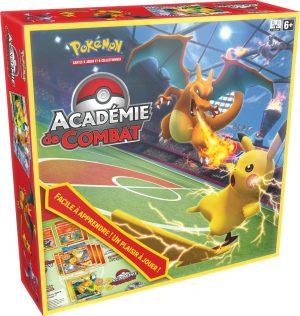 Pokémon – Coffret Académie de Combat