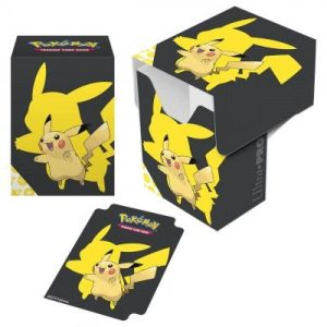 Pokémon – Ultra Pro – Deck Box – Pikachu