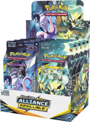 Pokémon – SL10 Alliance Infaillible – Starter Kit