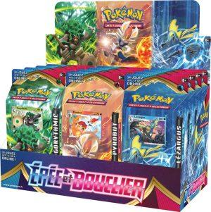Pokémon – Starter Kit – EB01 Épée et Bouclier
