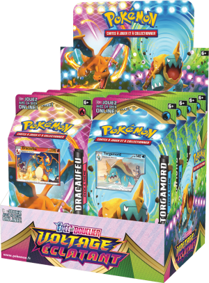 Pokémon – Starter Kit – EB04 Voltage Éclatant