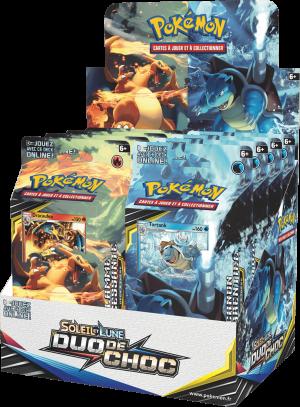 Pokémon – SL09 Duo de Choc – Starter Kit