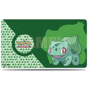 Pokémon – Ultra Pro – Tapis de Jeu – illustré – Bulbizarre