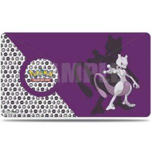 Pokémon – Ultra Pro – Tapis de Jeu – illustré – Mewtwo