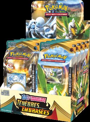 Pokémon – Starter Kit – EB03 Ténèbres Embrasées