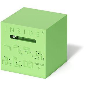 Inside Ze Cube – Regular : Vert