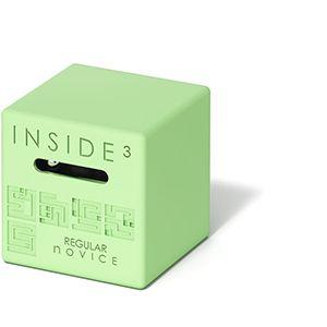 Inside Ze Cube – Regular : Vert – Novice