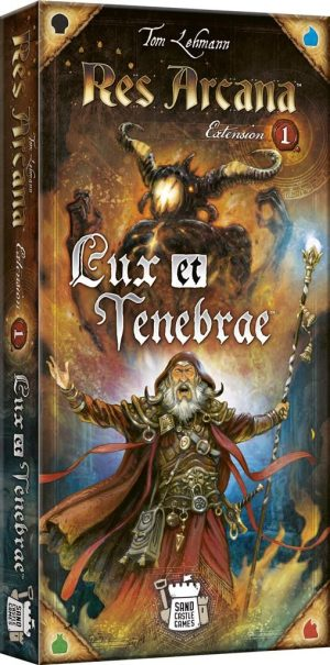 Res Arcana : Lux et Tenebrae