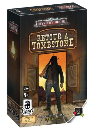 Mystery House – Extension – Retour à Tombstone