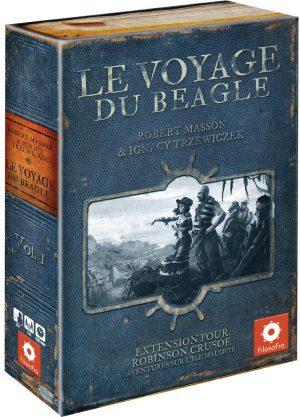 Robinson Crusoé – Extension – Le Voyage du Beagle