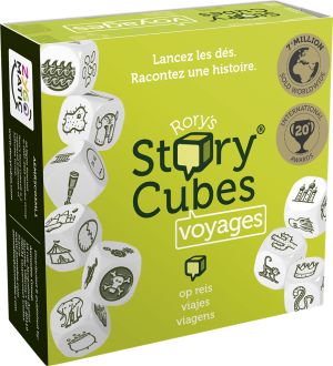 Rory's – Story Cubes – Voyages