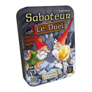 Saboteur – Le Duel