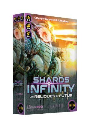 Shards of Infinity – Extension – Les Reliques du Futur