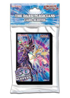 Sleeves – Yu-Gi-Oh! – Dark Magicians