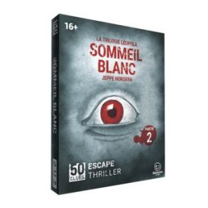 50 Clues – Sommeil Blanc