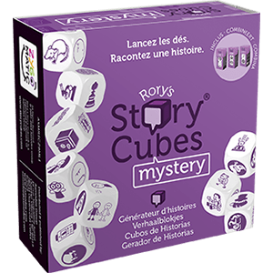 Rory's – Story Cubes – Mystery