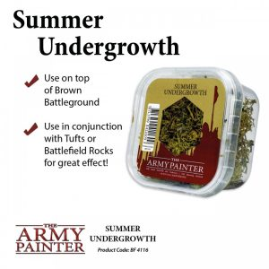 Army Painter – Décor – Summer Undergrowth