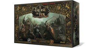 TdF – A Song of Ice and Fire – Starter Set Stark vs Lannister