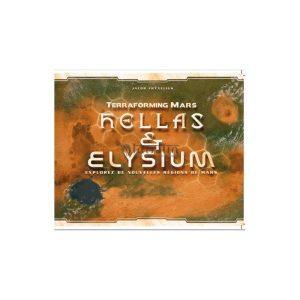 Terraforming Mars – Hellas & Elysium